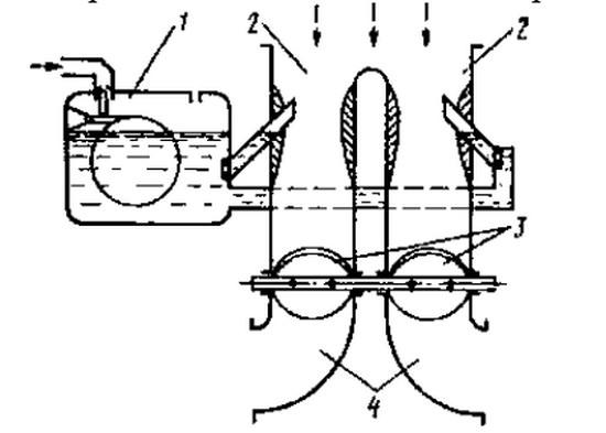 Двухкамерный карбюратор