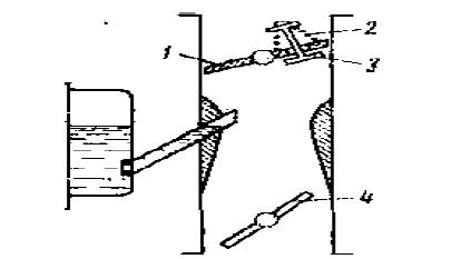 Схема пускового устройства карбюратора