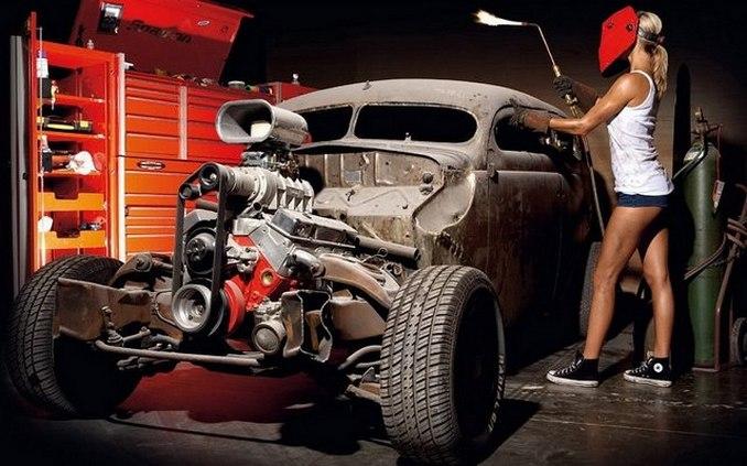 Тюнинг и рестайлинг автомобиля