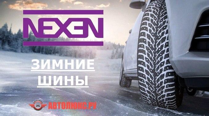 Зимние шины Nexen
