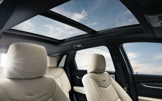 Крыша Cadillac XT