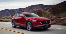 Mazda везет в Россию новый кроссовер