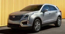 Обновленный Cadillac XT в России: цена известна