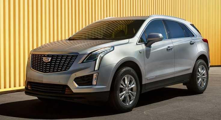 Обновленный Cadillac XT