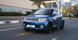 Suzuki готовит к продажам в России новый кроссовер Ignis